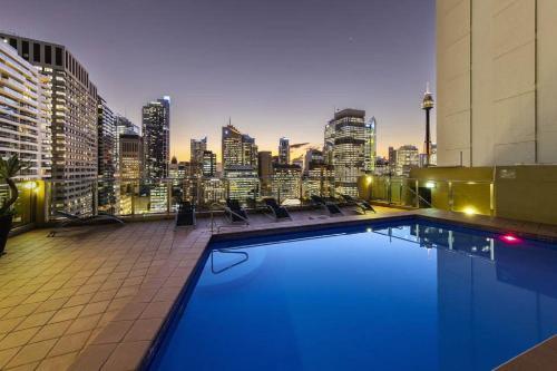 Paxsafe Sydney Hyde Park Private Apartments