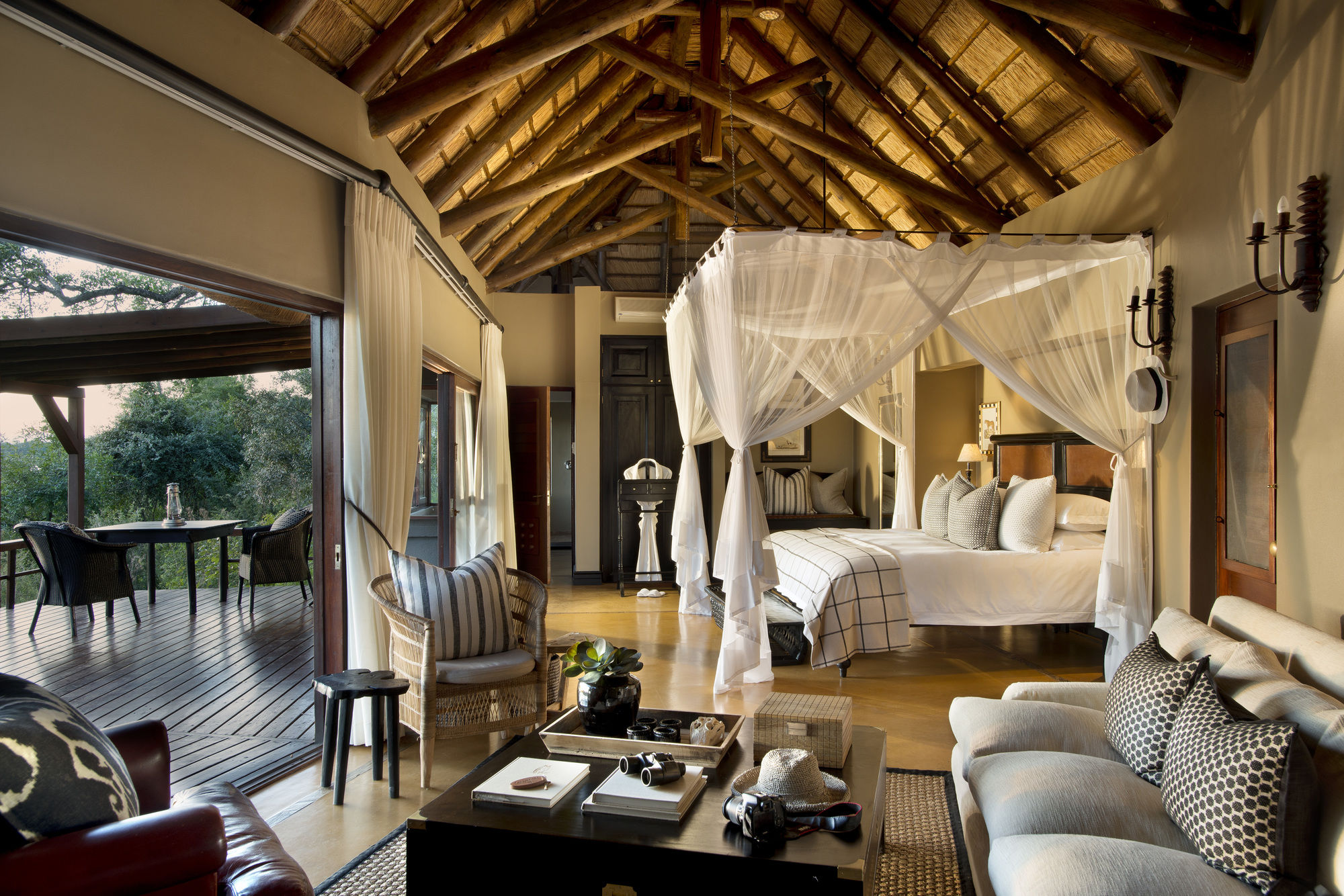 Lion Sands Tinga Lodge | Skukuza Lodges