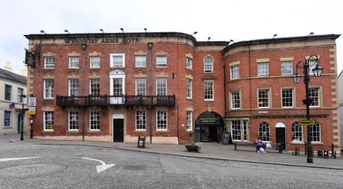 The Wynnstay Arms Hotel by Marstons Inns