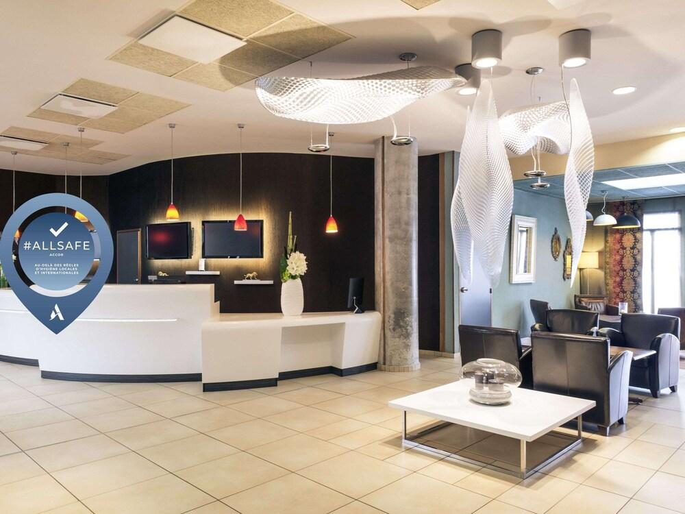 Hôtel Mercure Lyon Centre Gare Part Dieu