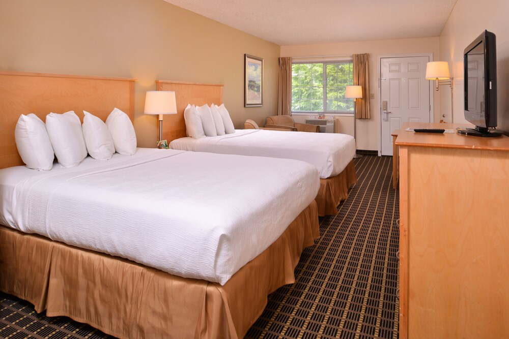 Gallery image of Campus Inn & Suites Eugene Downtown