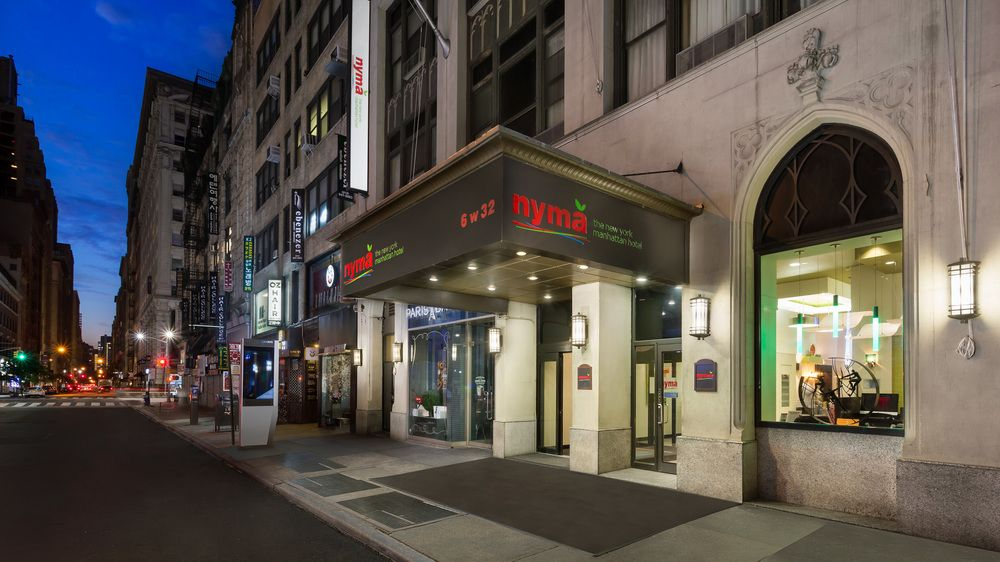 Gallery image of Nyma The New York Manhattan Hotel