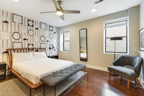 Stylish 1BR In Old City 8min Walk To Liberty Bell
