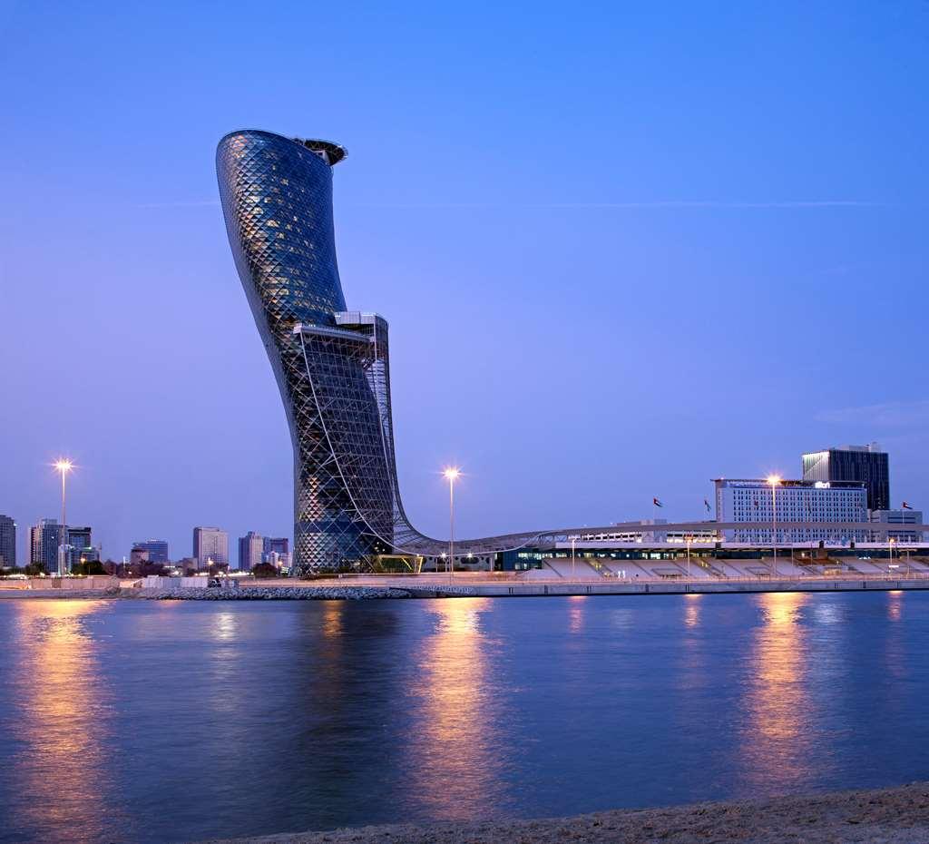 Andaz Capital Gate Abu Dhabi a concept by Hyatt