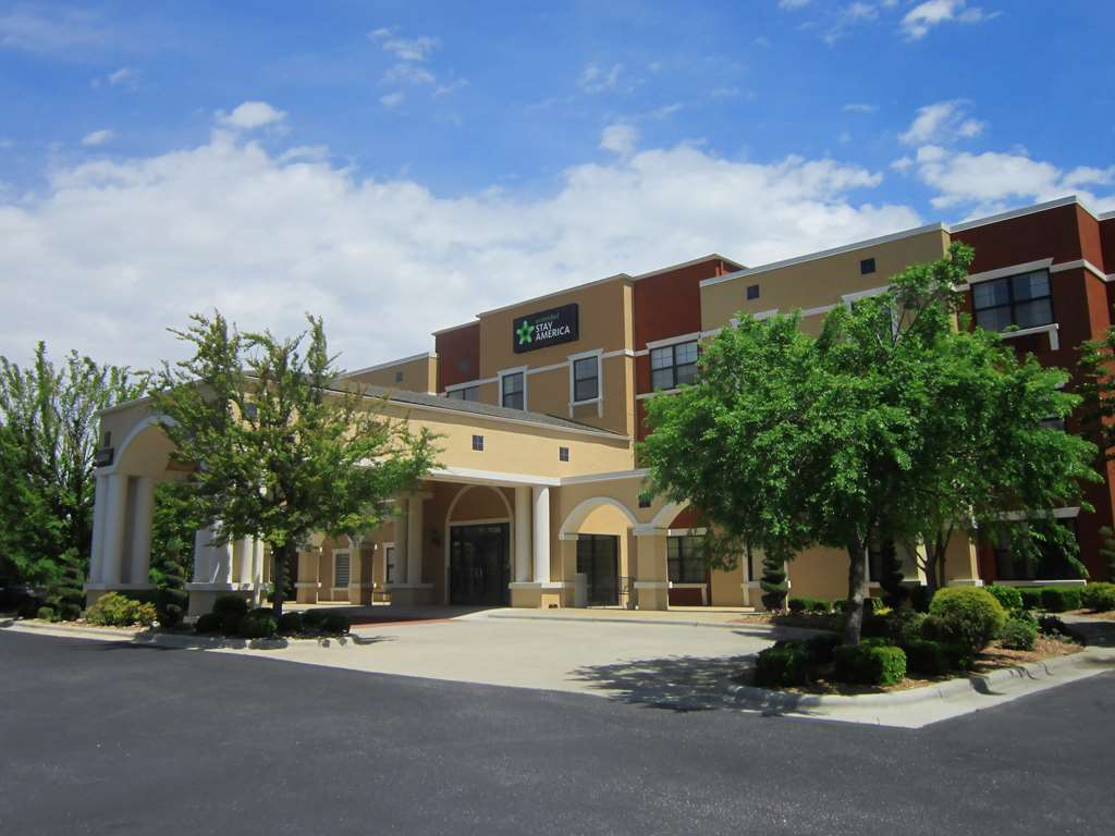 Extended Stay America Fayetteville Cross Creek Mall
