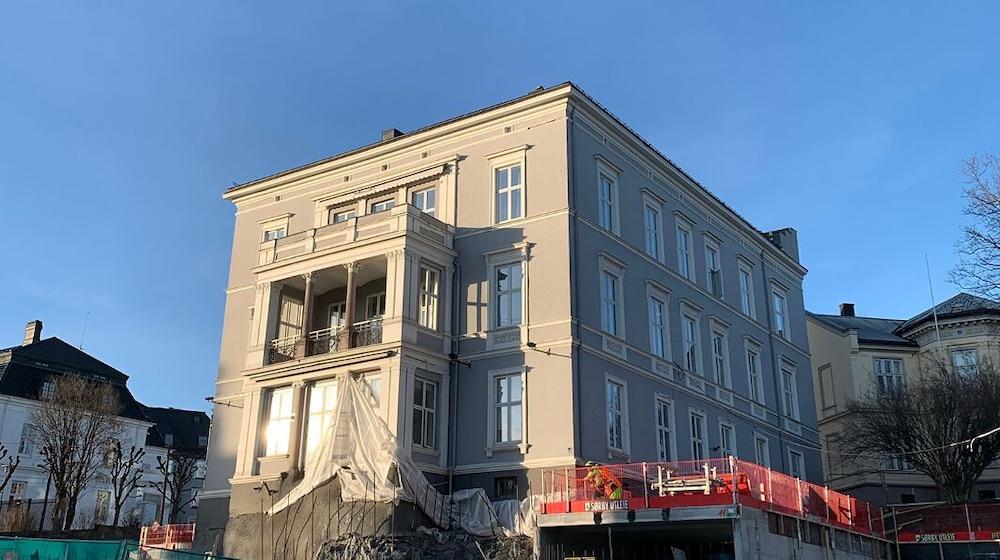 Frogner House Apartments Colbjørnsens Gate 3