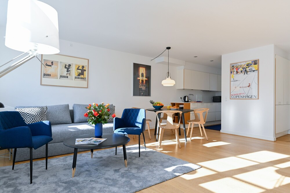 Beautiful apartment in the heart of Copenhagen