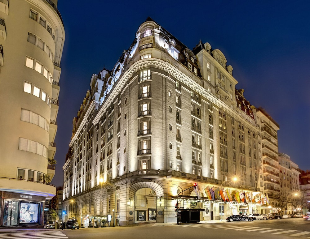Alvear Palace Hotel Leading Hotels of the World