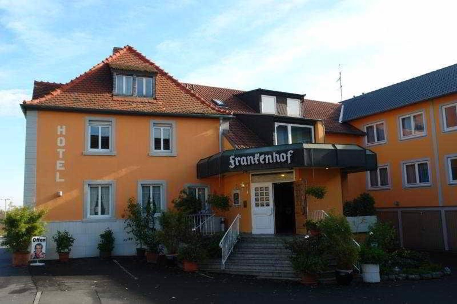 Md Hotel Frankenhof