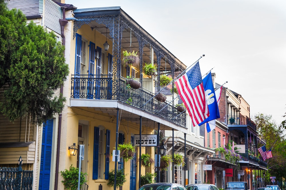 Andrew Jackson Hotel a French Quarter Inns Hotel