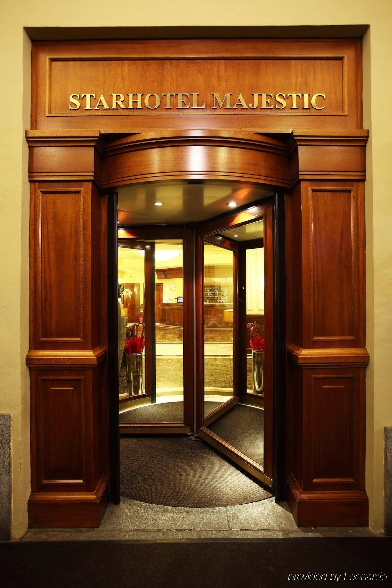Starhotels Majestic