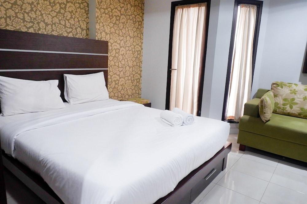 Central Jakarta Studio Apartment At Tamansari Sudirman By Travelio