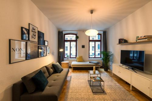 Apartment Waldstraßenviertel