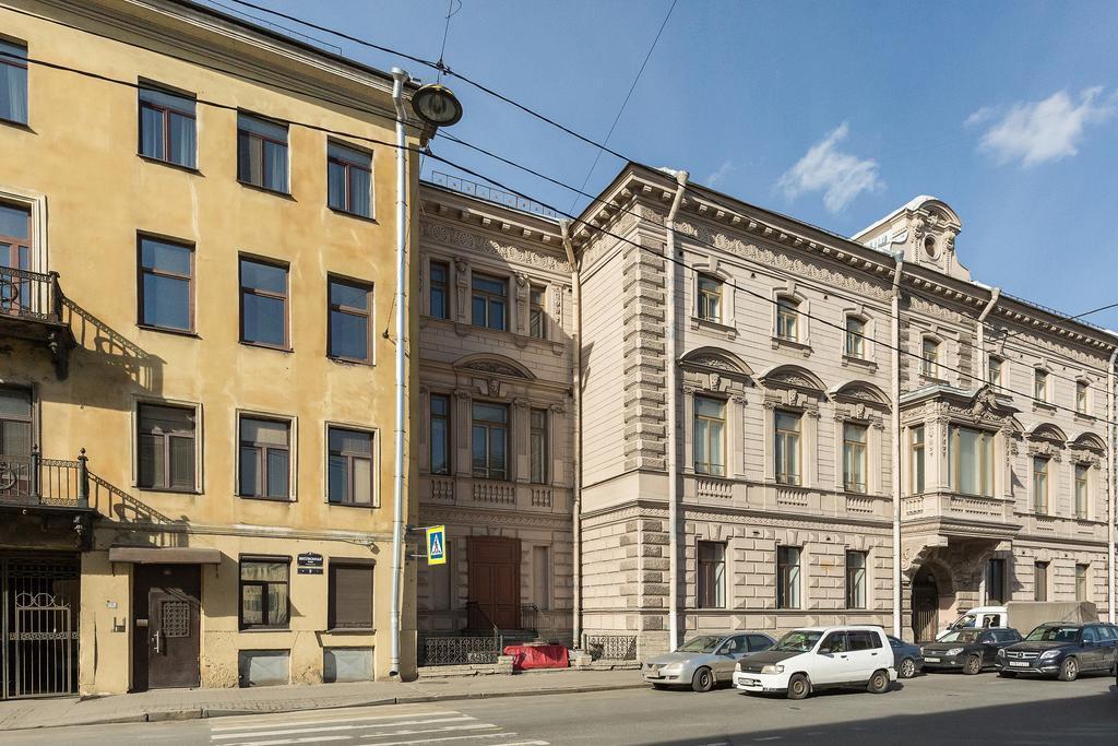 Griboedov Loft Apartments