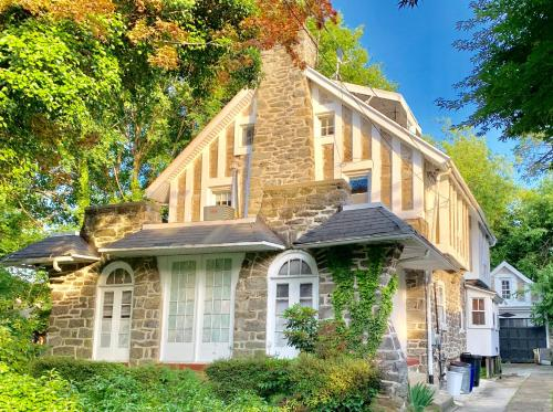 Stone Home at Overbrook Avenue