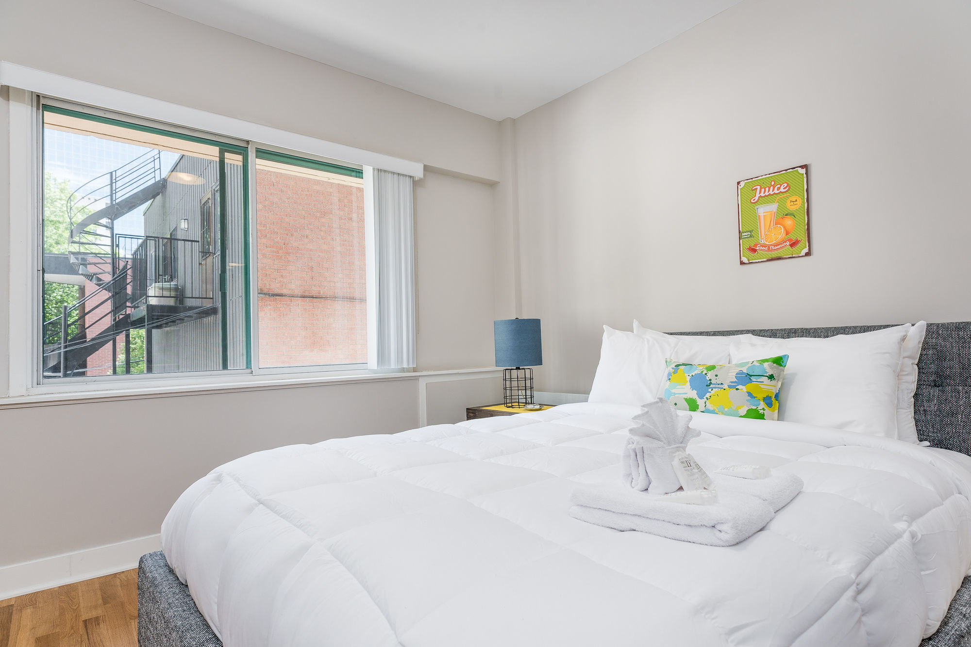 Central 1BR in Milton Park by Sonder
