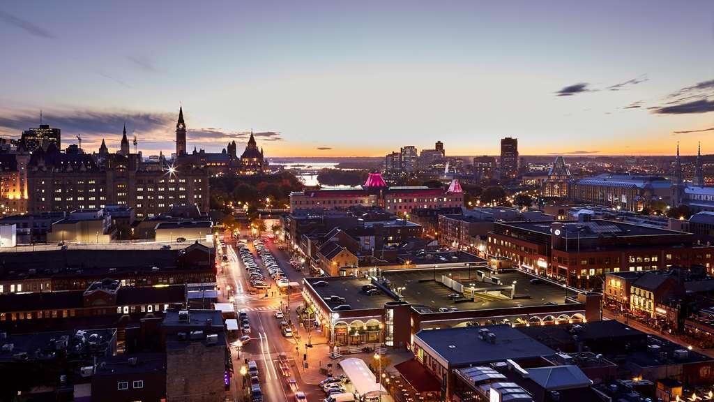 Andaz Ottawa Byward Market a concept by Hyatt
