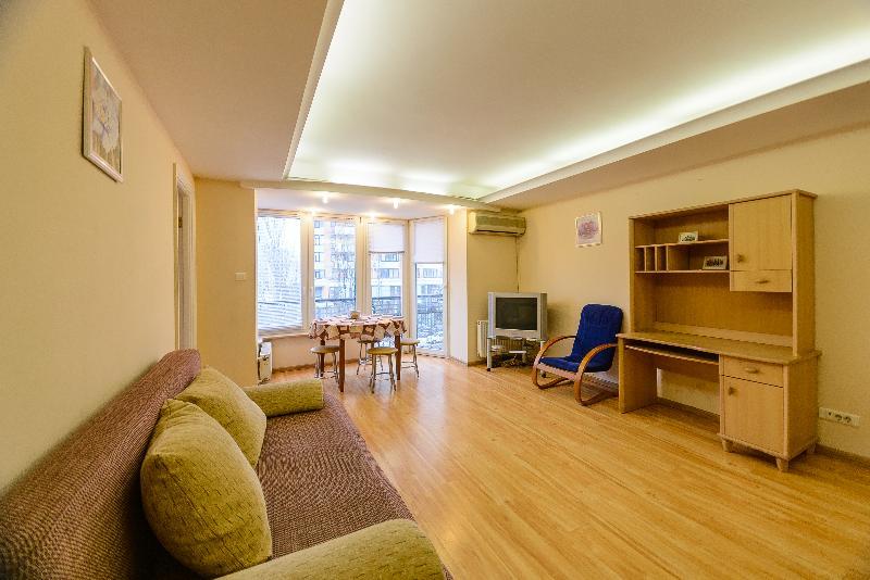 Apartment on Lesi Ukrainki Boulevard
