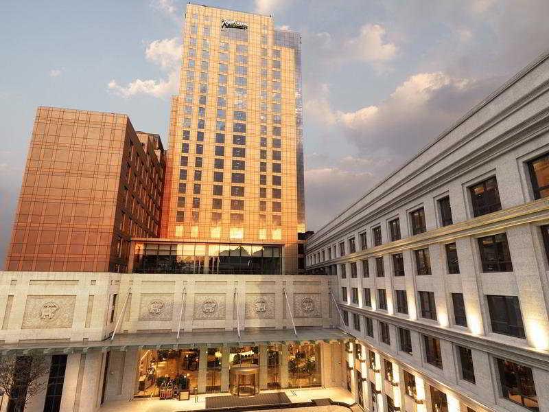 Baixia SSAW Pagoda Hotel Shanghai