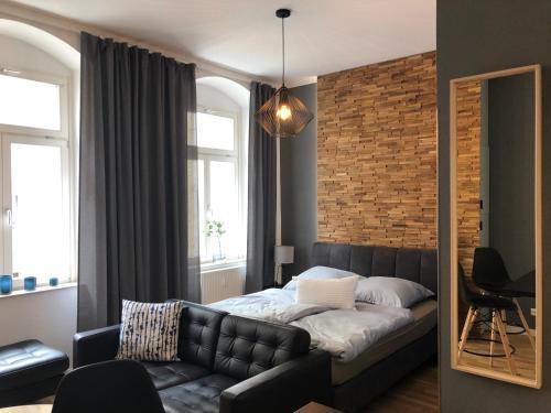 Neu in 2020.. Ruhiges Style Apartments mit Lift im Szeneviertel der Dresdner Neustadt