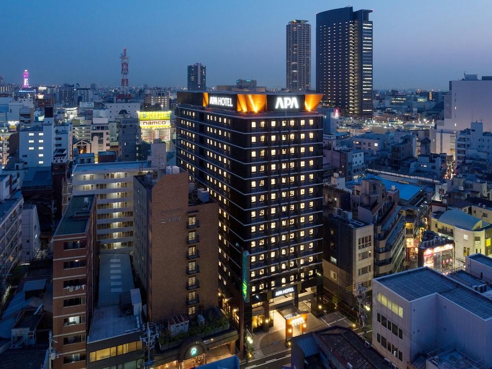 APA Hotel Namba Ekihigashi