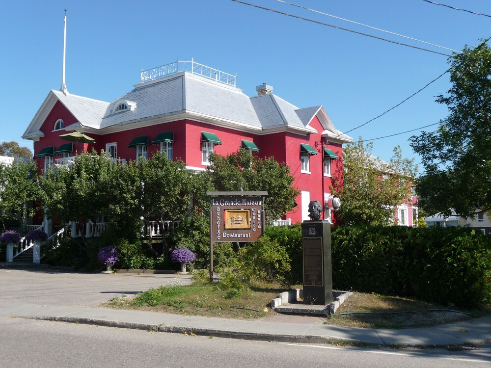Gallery image of Auberge La Grande Maison