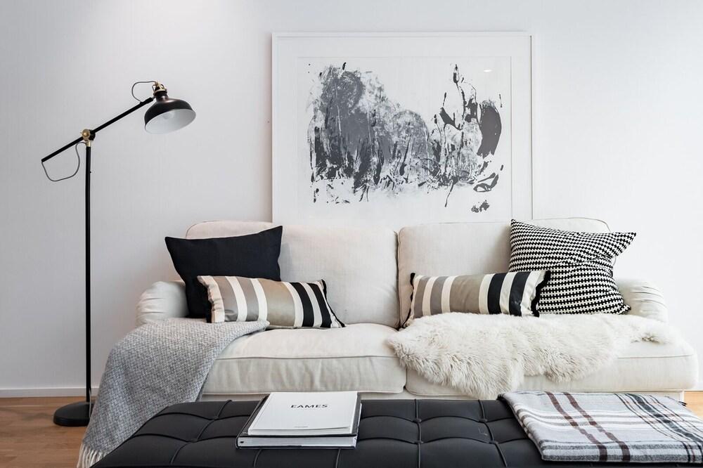 Scandinavian Apartments Kotinummentie