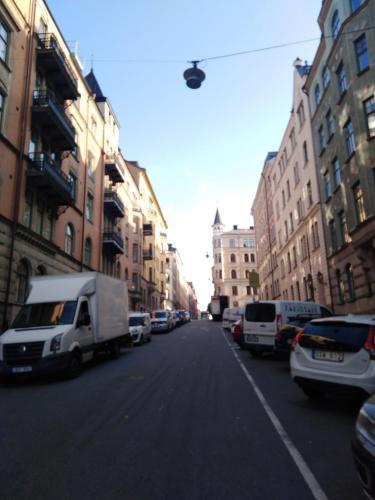 Mini flat 10 mins walk from City Center