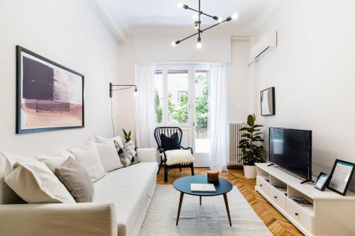 Classy & Charming 1BD Apartment in Kolonaki by UPSTREET