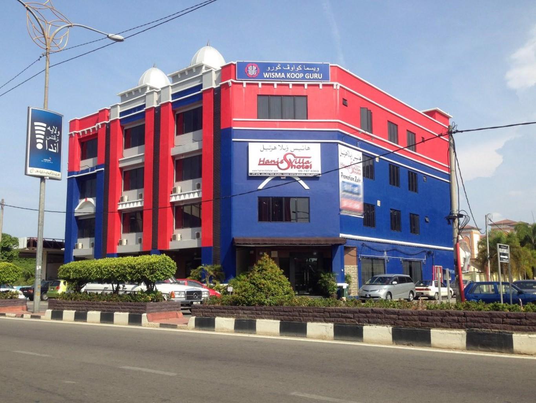 Hanis Villa Hotel