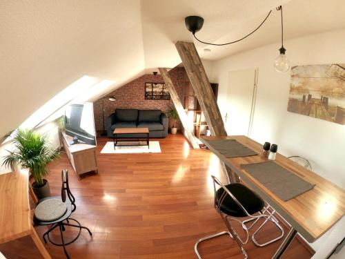 Stilvolles 2R Apartment Zentrumsnähe & Netflix