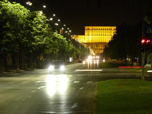 Unirii Bulevard