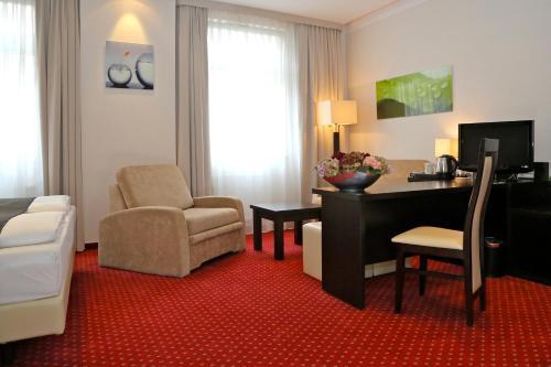 Hotel Herbst Berlin (هتل هربست برلین)