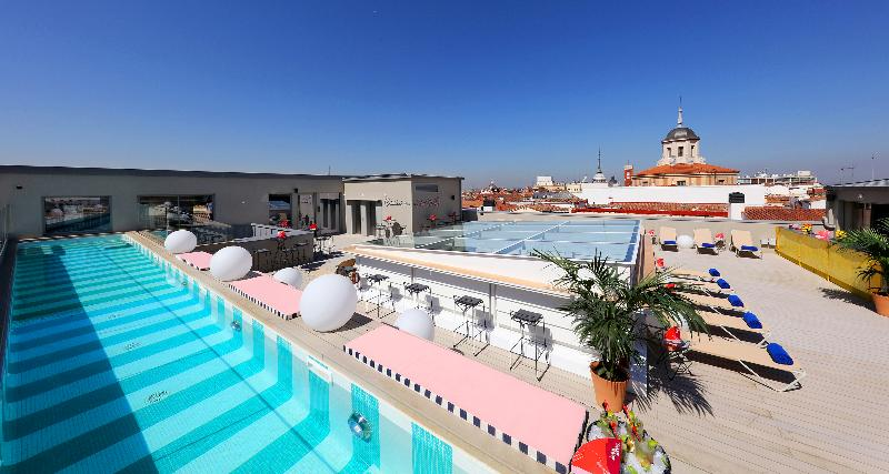 Axel Hotel Madrid Adults Only