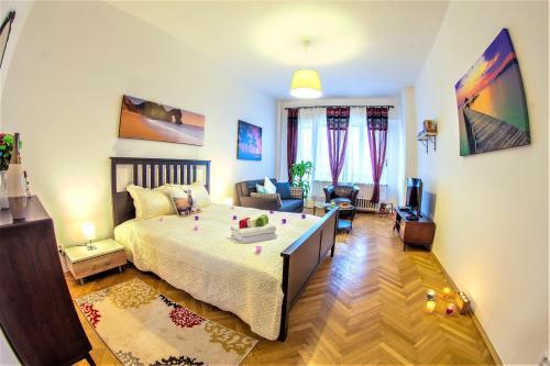 Apartment Stepanska 37