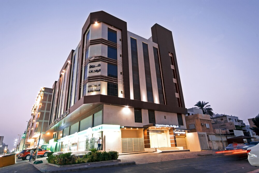 Oasis Rise Hotel Apartments
