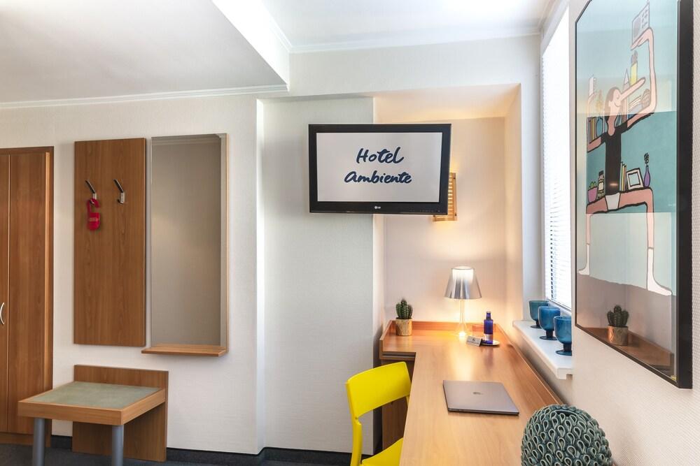 Gallery image of Hotel Ambiente Berlin City