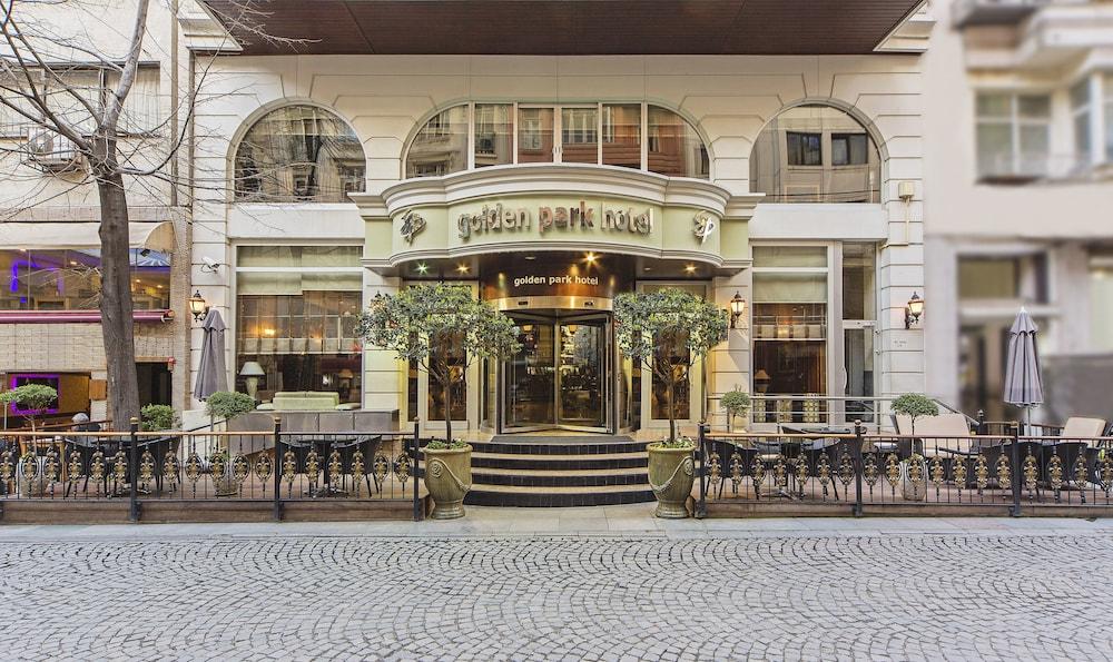 Golden Park Hotel Taksim Bosphorus