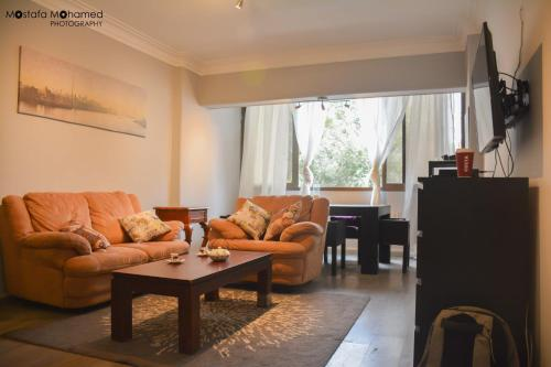Cozy modern apartment in the heart of Maadi Cairo