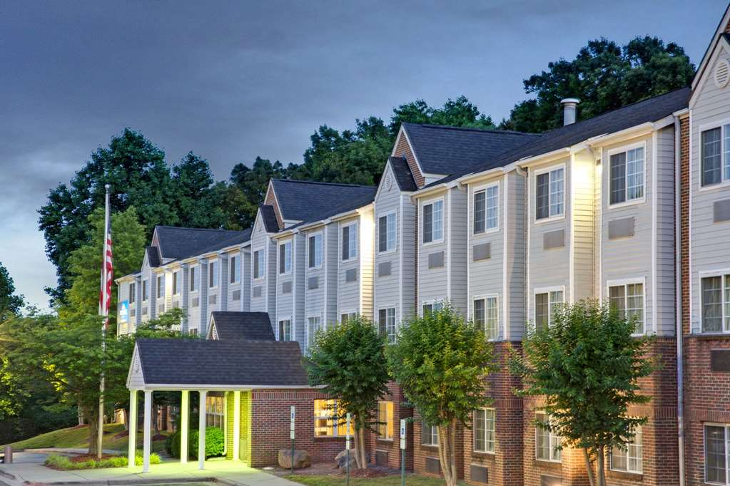 Microtel Inn by Wyndham Charlotte University Place