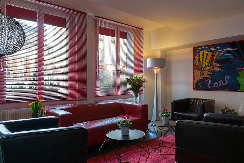 The Originals City Hôtel Lecourbe Paris Tour Eiffel