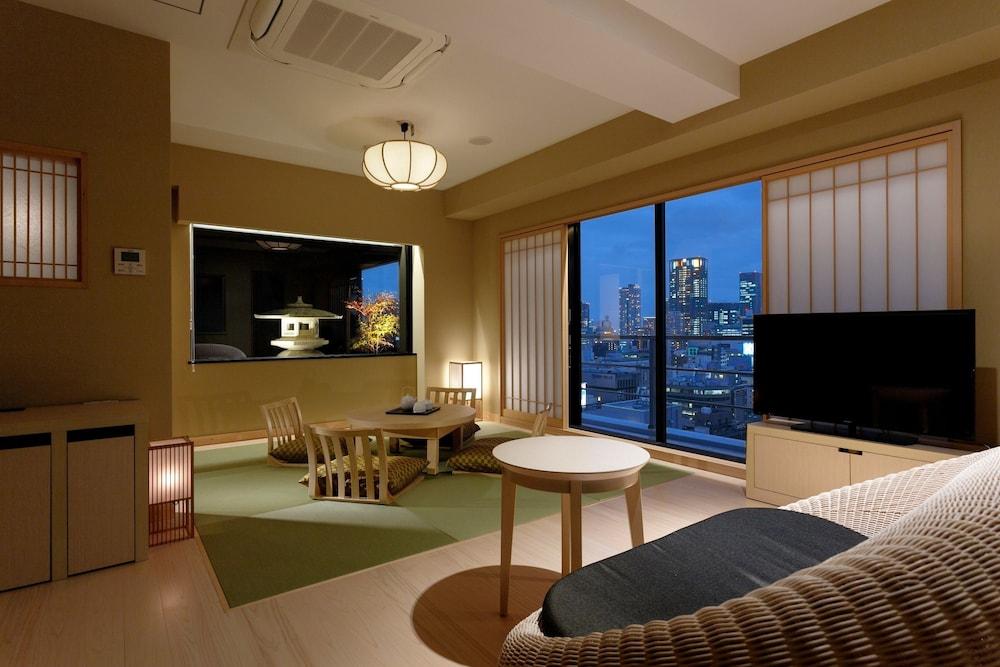 Osaka View Hotel Honmachi