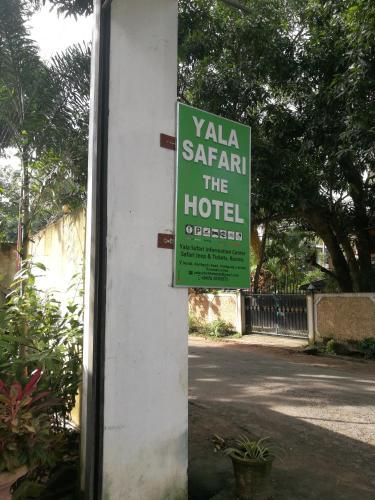 Yala Safari The Hotel