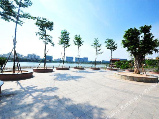Xiamen Blue Sky Apartment