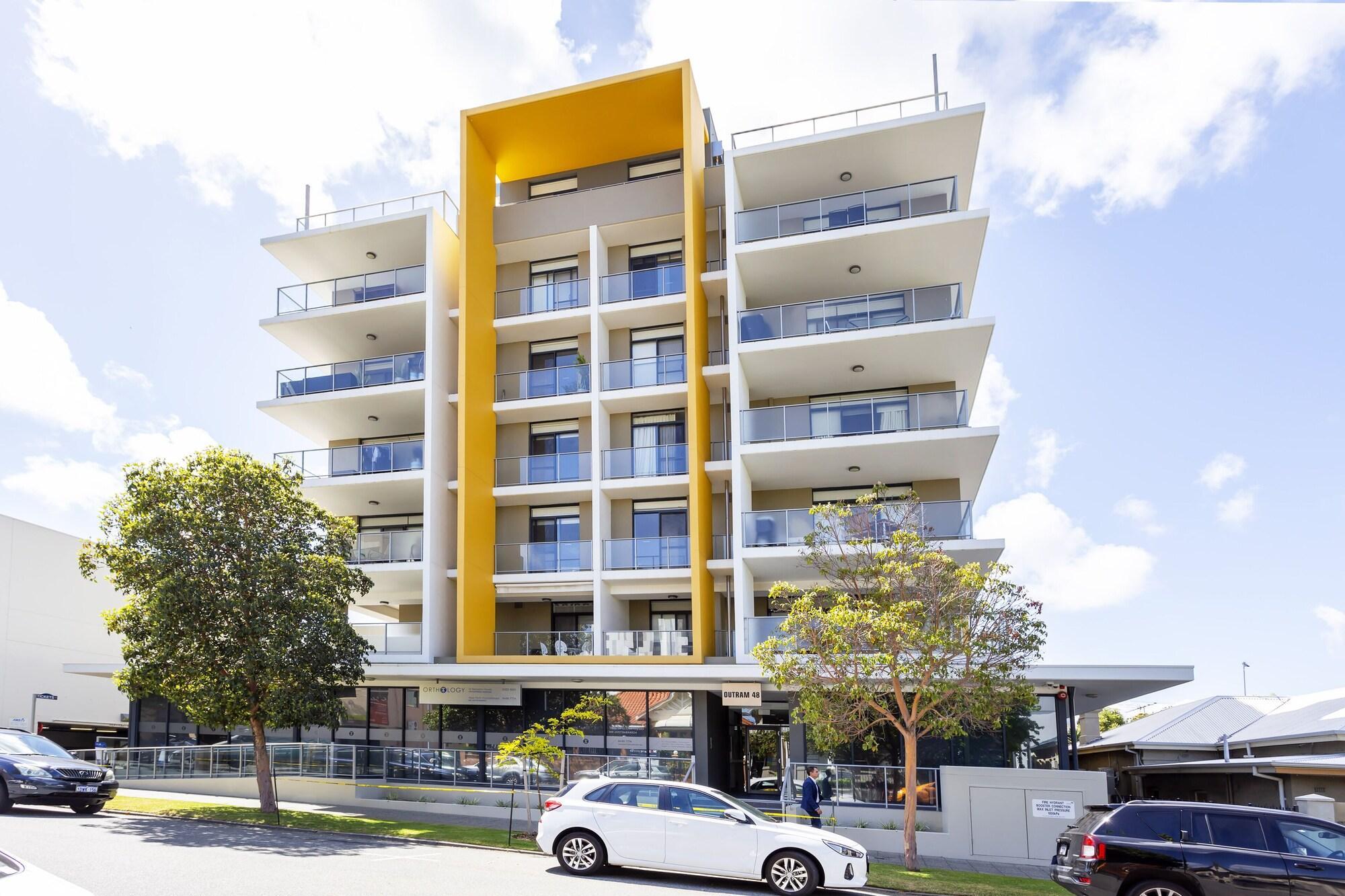 Outram Apartment 25