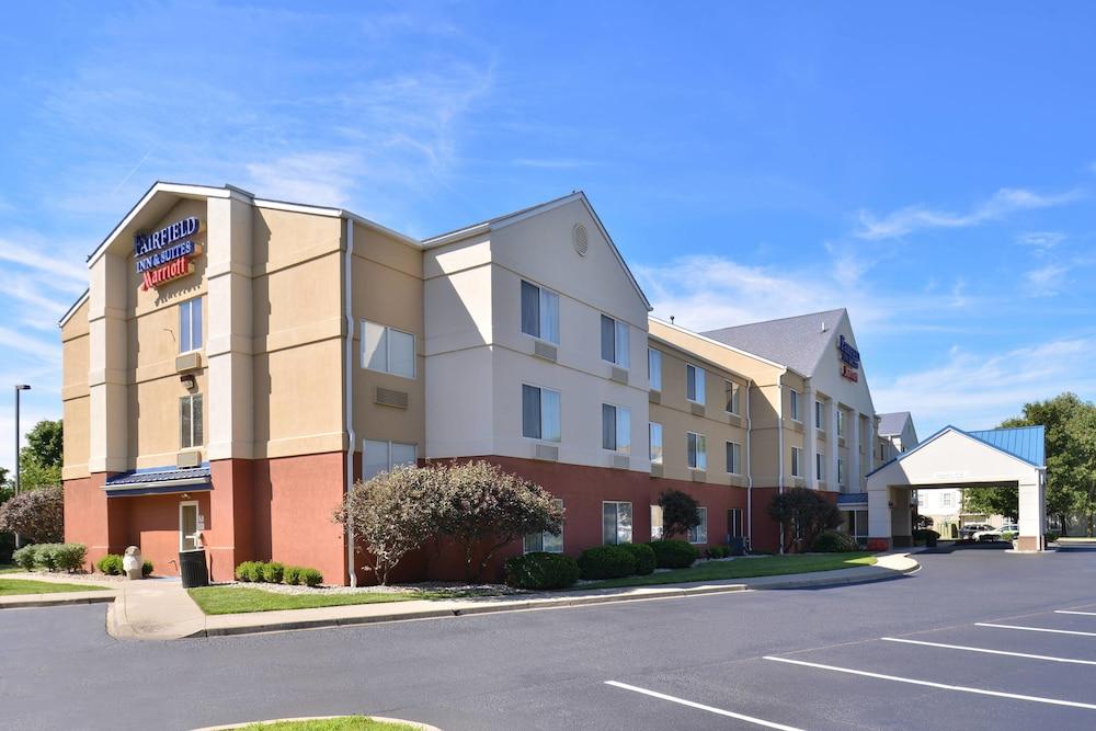 Gallery image of Fairfield Inn By Marriott Louisville North