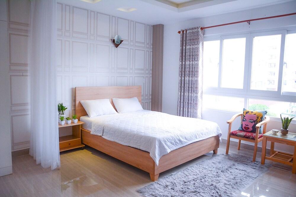 Paragon Saigon Serviced Apartment
