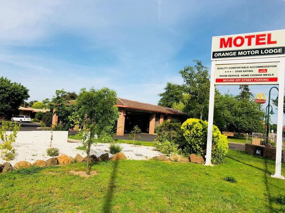 Gallery image of Orange Motor Lodge
