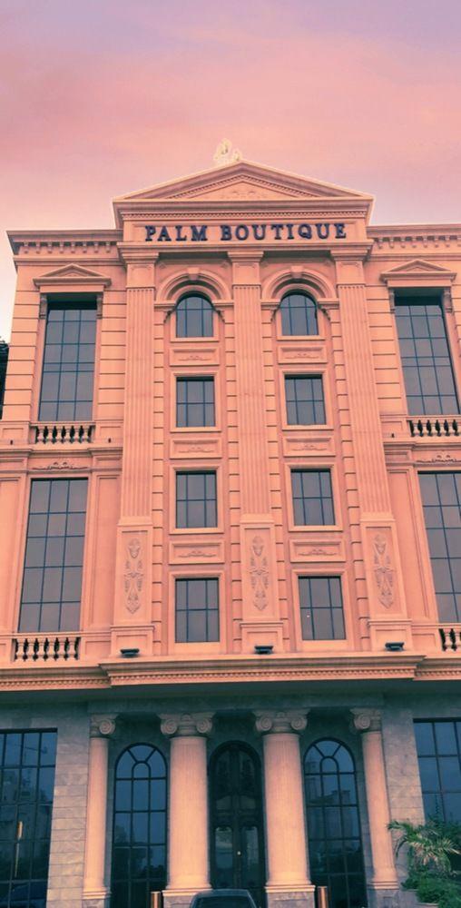 Palm Boutique Hotel