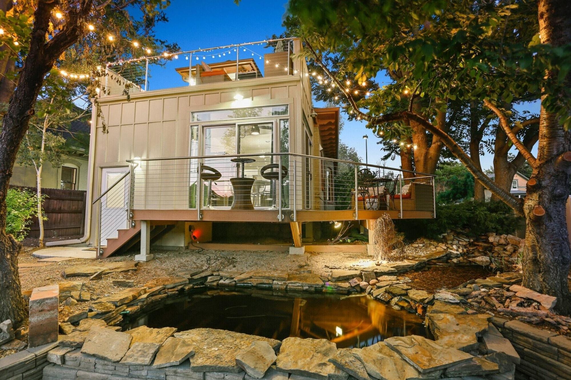 Brand New Fresh Decor Amazing Backyard